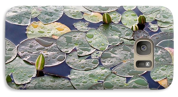 Galaxy Case featuring the photograph Closed For The Night by Meagan  Visser
