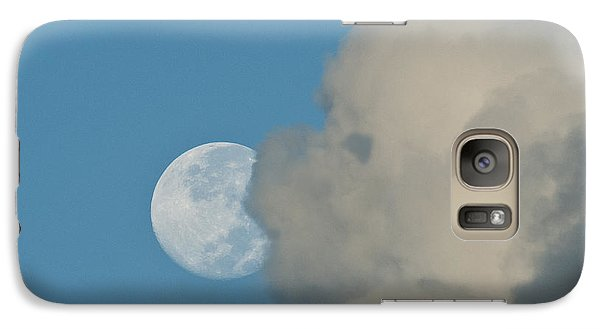 Galaxy Case featuring the photograph Cloud Puppy by Don Durfee
