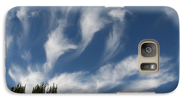 Galaxy Case featuring the photograph Clouds by David S Reynolds