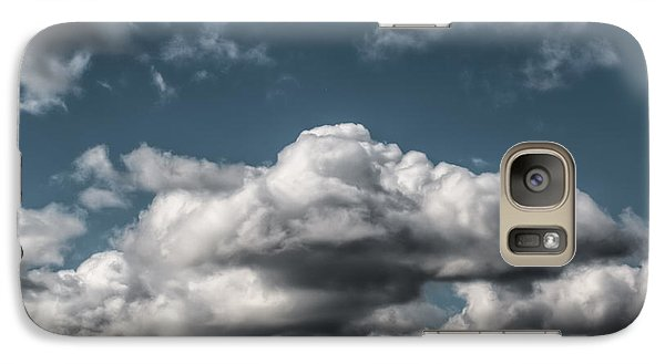 Galaxy Case featuring the photograph Clouds by Leif Sohlman