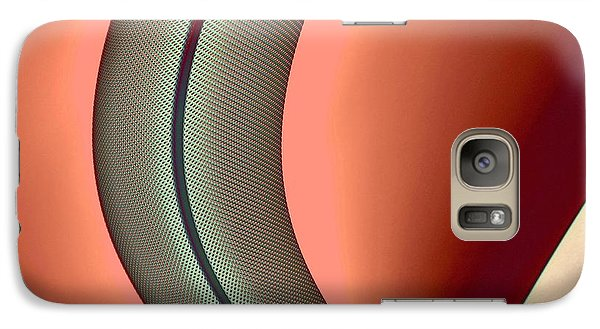 Galaxy Case featuring the photograph CMC by Steve Godleski