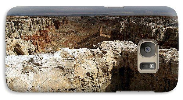 Galaxy Case featuring the photograph Coal Mine Mesa 08 by Jeff Brunton