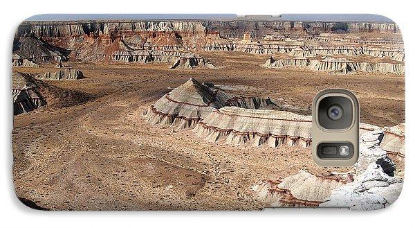 Galaxy Case featuring the photograph Coal Mine Mesa 11 by Jeff Brunton