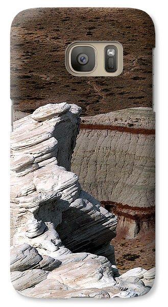 Galaxy Case featuring the photograph Coal Mine Mesa 14 by Jeff Brunton