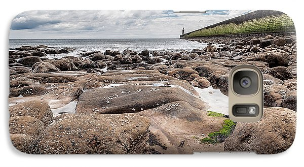 Galaxy Case featuring the photograph Coast by Sergey Simanovsky