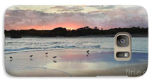 Coastal Beauty Galaxy S7 Case by Betty LaRue