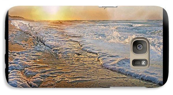 Osprey Galaxy S7 Case - Coastal Paradise by Betsy Knapp