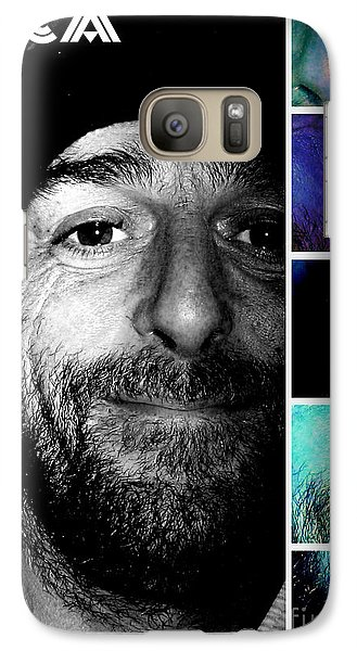 Galaxy Case featuring the photograph Coca In Part 2 by Sir Josef - Social Critic - ART