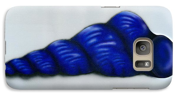 Galaxy Case featuring the painting Cocoon by Kenneth Clarke