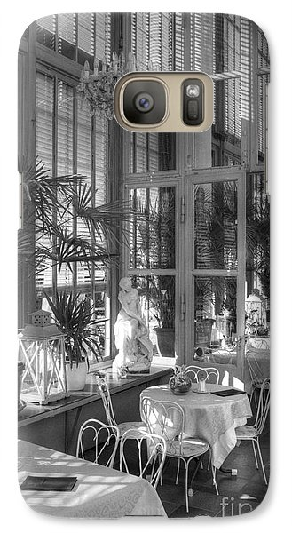 Galaxy Case featuring the photograph Coffee House by Juergen Klust