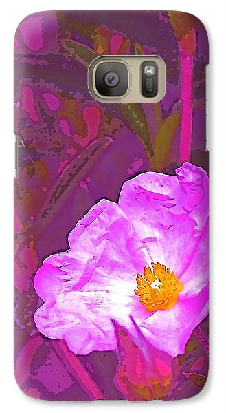 Galaxy Case featuring the photograph Color 2 by Pamela Cooper