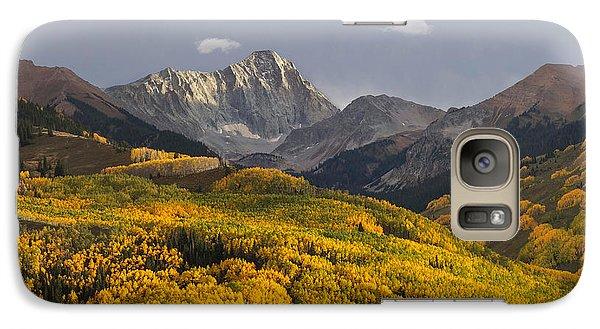 Colorado 14er Capitol Peak Galaxy S7 Case