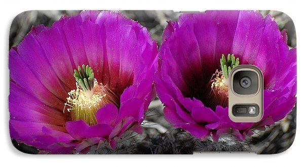Galaxy Case featuring the photograph Colorado Cactus by Susan D Moody
