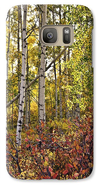Galaxy Case featuring the photograph Colorado Changing Eight    by Eric Rundle
