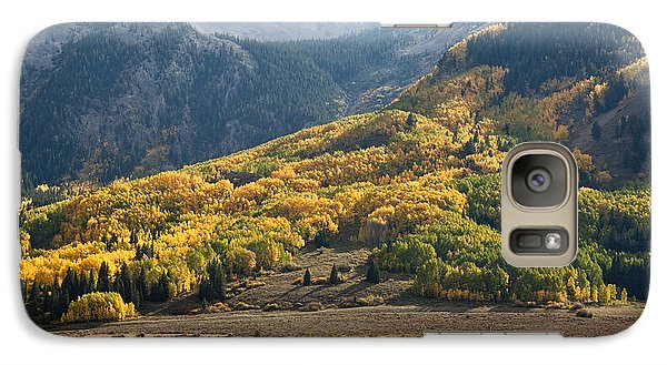 Galaxy Case featuring the photograph Colorado Changing Eleven   by Eric Rundle