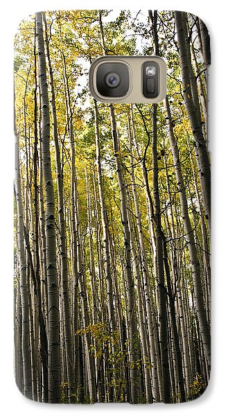 Galaxy Case featuring the photograph Colorado Changing Fifteen  by Eric Rundle