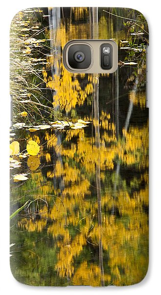 Galaxy Case featuring the photograph Colorado Changing Five  by Eric Rundle