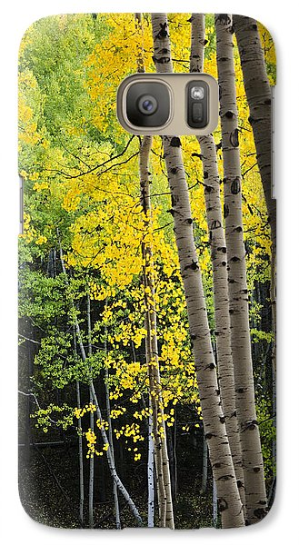 Galaxy Case featuring the photograph Colorado Changing Two  by Eric Rundle