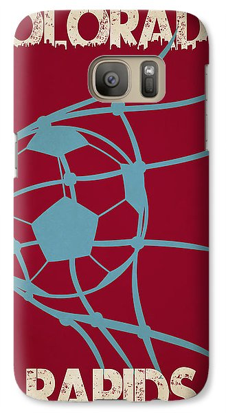 Colorado Rapids Goal Galaxy Case by Joe Hamilton