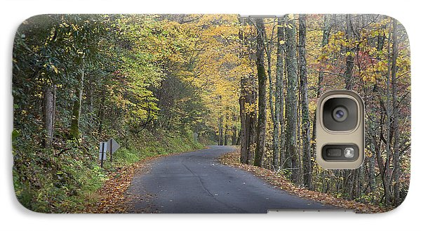 Galaxy Case featuring the photograph Colorful Backroads by Robert Camp