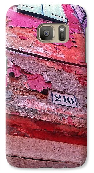 Galaxy Case featuring the digital art Colorful Layers  by Delona Seserman