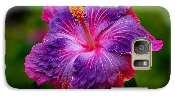 Galaxy Case featuring the photograph Colors Of Paradise by Blair Wainman
