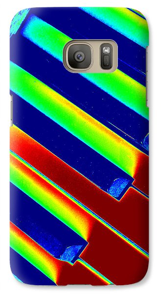 Galaxy Case featuring the photograph Chopsticks by Mary Beth Landis