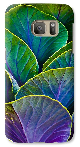 Colors Of The Cabbage Patch Galaxy S7 Case