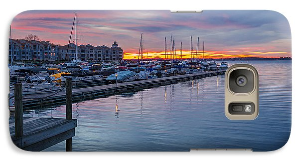 Galaxy Case featuring the photograph Colors Of Twilight by Serge Skiba