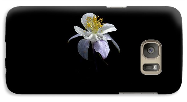 Galaxy Case featuring the photograph Columbine by David Andersen