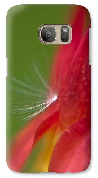 Galaxy Case featuring the photograph Columbine Fairy by Brenda Jacobs
