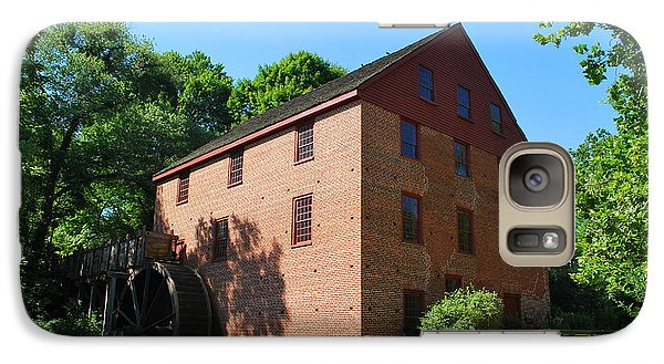 Galaxy Case featuring the photograph Colvin Run Grist Mill by Bob Sample