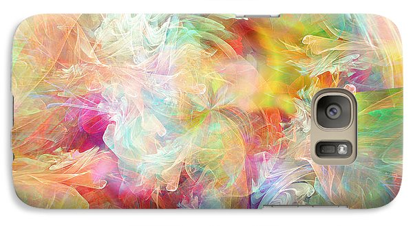 Galaxy Case featuring the digital art Come Away by Margie Chapman