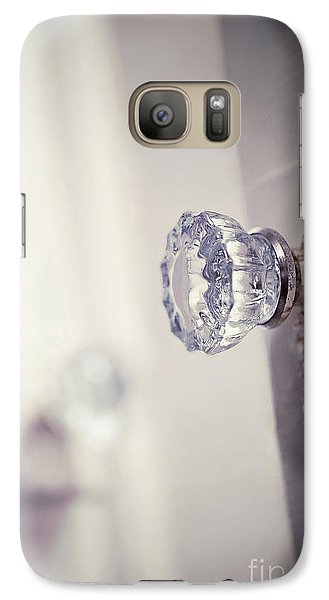 Galaxy Case featuring the photograph Come Early Morning by Trish Mistric