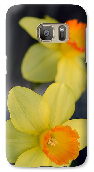 Galaxy Case featuring the photograph Come Hear The Good News by Wanda Brandon