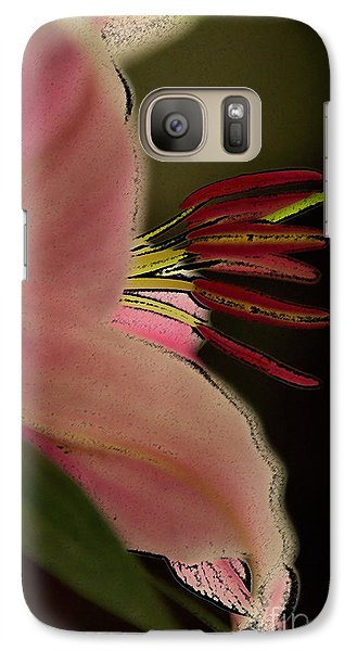 Galaxy Case featuring the photograph Come Hither by Jeanette French