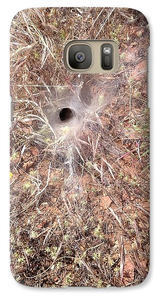 Galaxy Case featuring the photograph Come Hither by Polly Anna