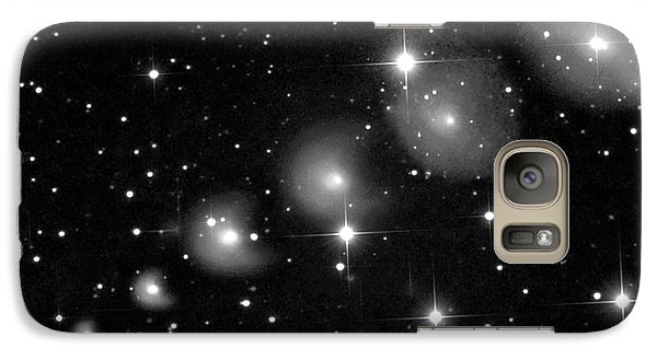 Comet 29p Schwassmann-wachmann Galaxy S7 Case by Damian Peach