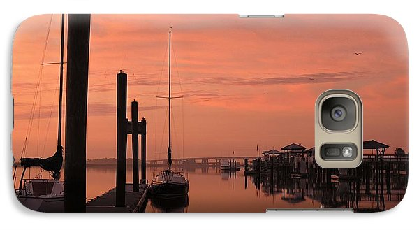 Galaxy Case featuring the photograph Just Rosy by Laura Ragland
