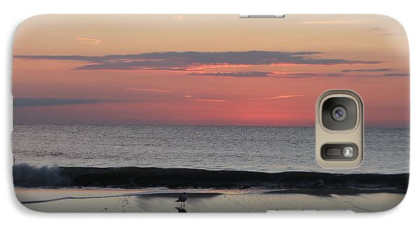 Galaxy Case featuring the photograph Coming Dawn by Robert Banach