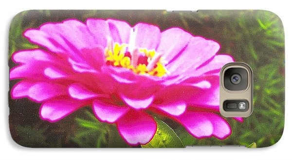 Coming In For A Landing   Warm Pink Galaxy S7 Case by Rod Ismay