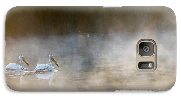 Pelican Galaxy S7 Case - Companions by Majestic Moments Photography,