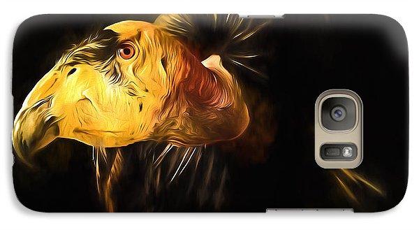 Condor Galaxy S7 Case - Condor Americana - Don't Mess Around With Me by Georgiana Romanovna