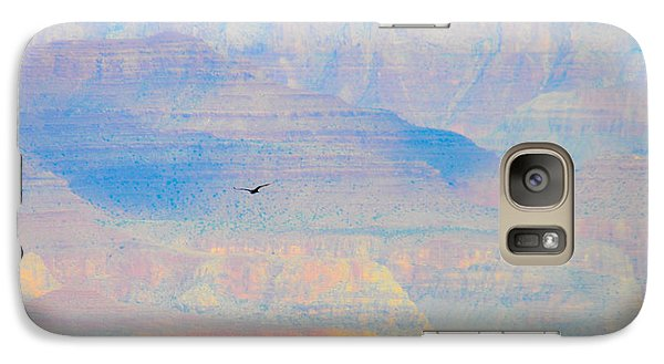 Galaxy Case featuring the photograph Condor Series A by Cheryl McClure