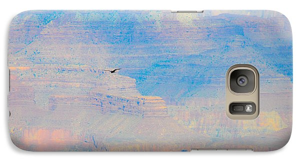 Galaxy Case featuring the photograph Condor Series C by Cheryl McClure