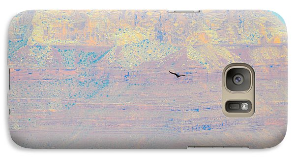 Galaxy Case featuring the photograph Condor Series D by Cheryl McClure