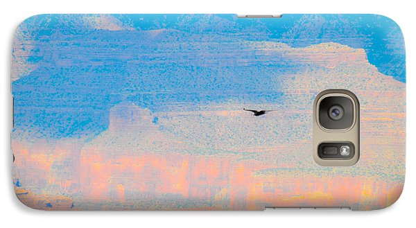 Galaxy Case featuring the photograph Condor Series E by Cheryl McClure