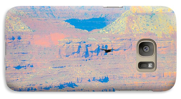 Galaxy Case featuring the photograph Condor Series F by Cheryl McClure