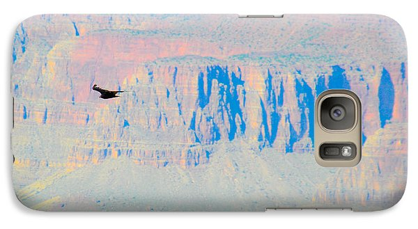 Galaxy Case featuring the photograph Condor Series G by Cheryl McClure