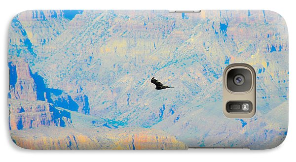 Galaxy Case featuring the photograph Condor Series H by Cheryl McClure